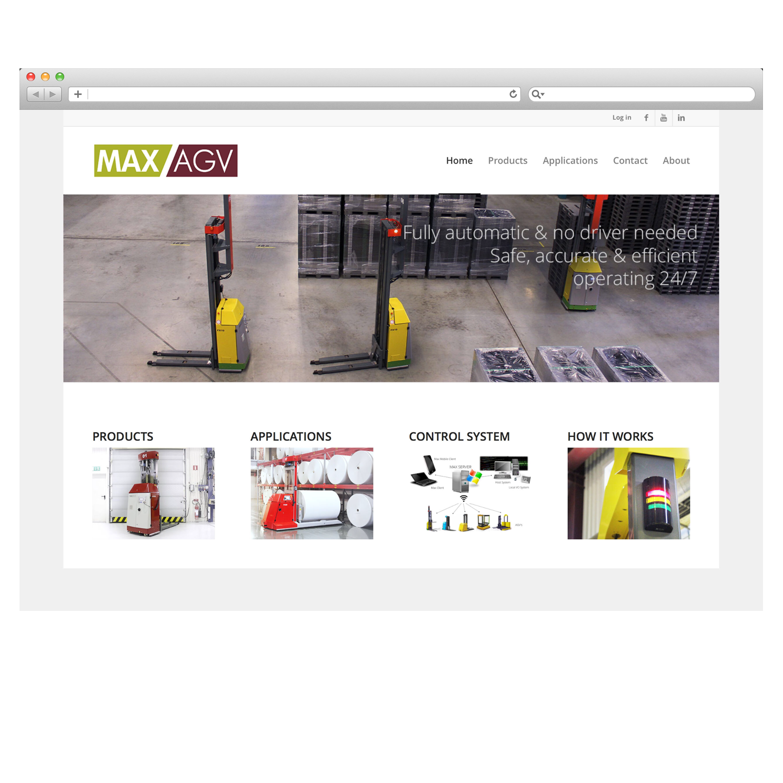 MAXAGV_Site